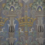 Wiele - dekoracja prezbiterium